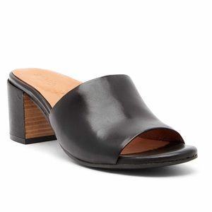 NWOT👡Gentle Souls Chantel Leather Mule Sandals